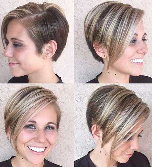 Cool Short Fine Hairstyles
