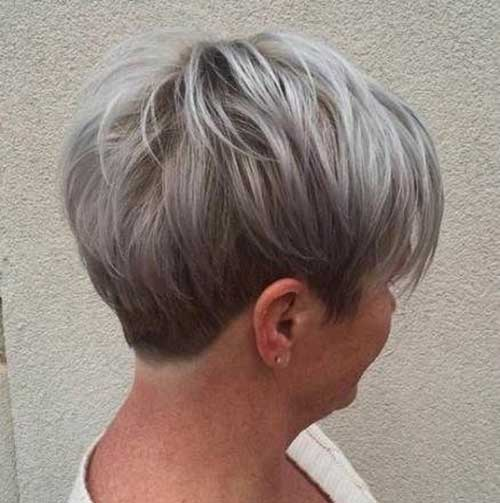 Short Pixie Hairstyles for Over 50