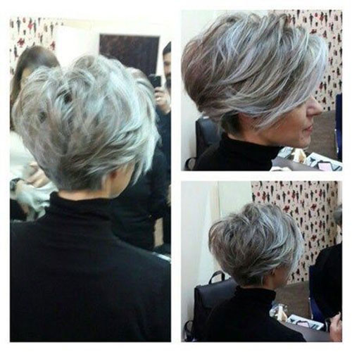 Short Hairstyles for Over 50 2019