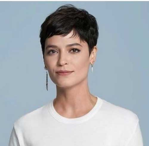 Short Pixie Hairstyles for Fine Hair