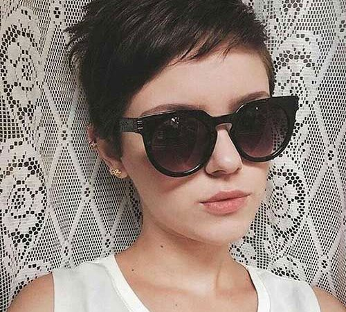 20 Cute Ideas of Short Pixie Haircut