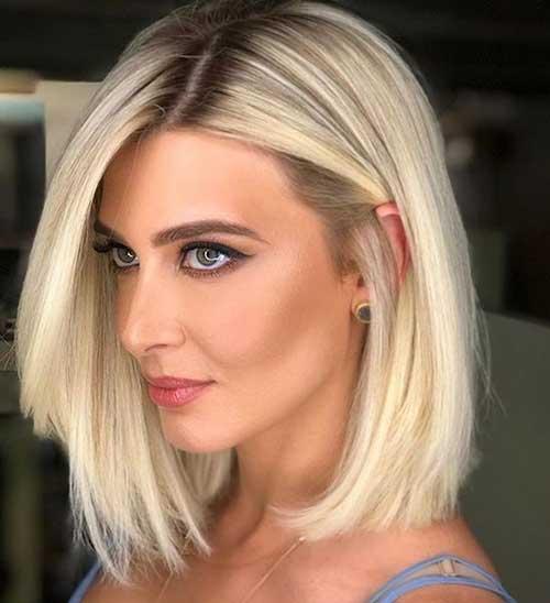 Short Fine Hairstyles 2019
