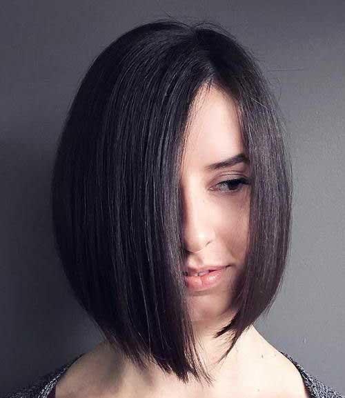 Blunt Bob Cut Haircuts