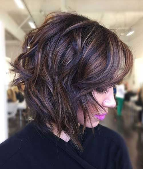 Edgy Hairstyles for Short Layered Hair