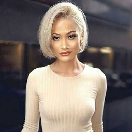 Cute Short Fine Hairstyles