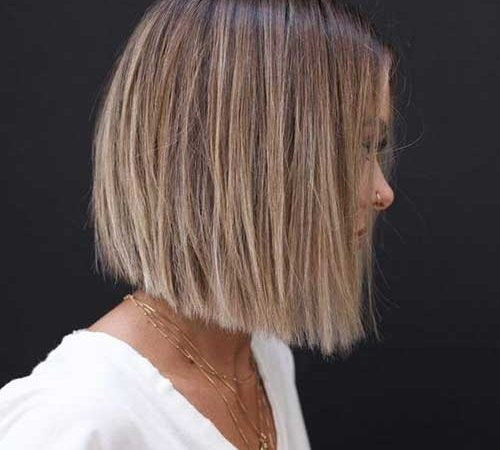 20 Short Fine Hairstyles to Make You Look Special