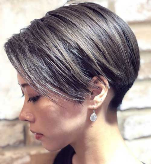 Short Fine Thin Hairstyles