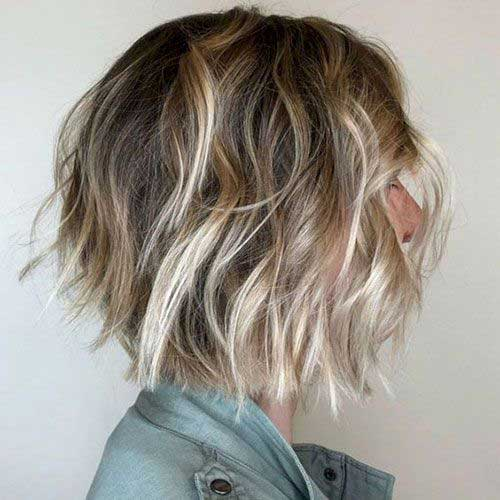 Short Layered Styles