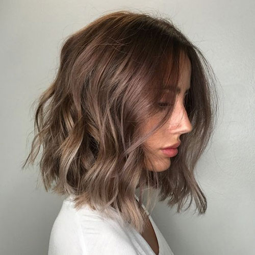 Short Natural Wavy Hairstyles