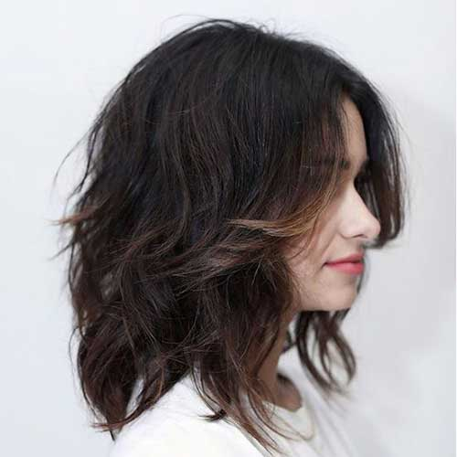 Cute Short Wavy Hairstyles