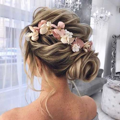 Short Wedding Hairdos