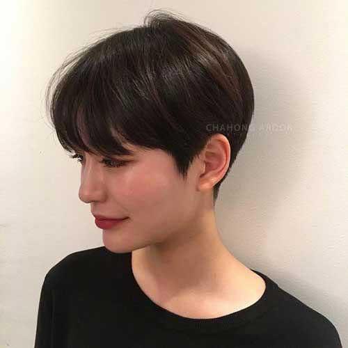 Short Straight Hairstyles-17