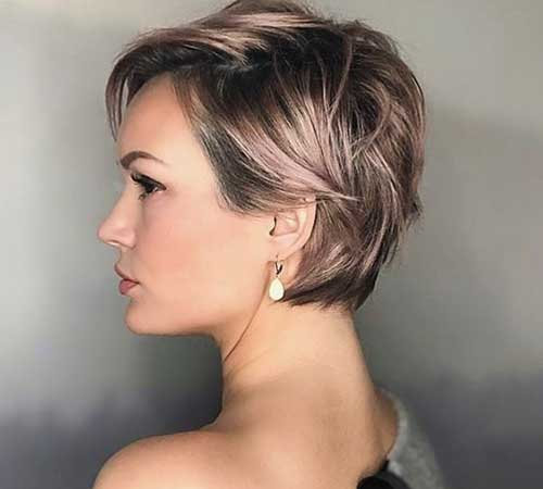Chic Short Pixie Hairstyles