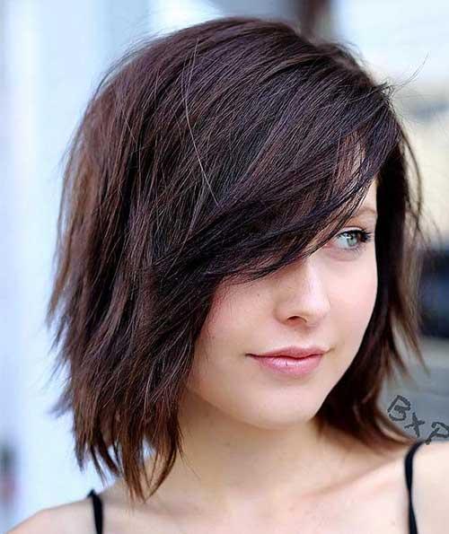 Layered Bob Haircuts for Short Hair