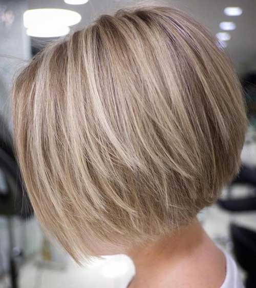20 Layered Bob Haircuts For Chic Ladies Short Hairstyless