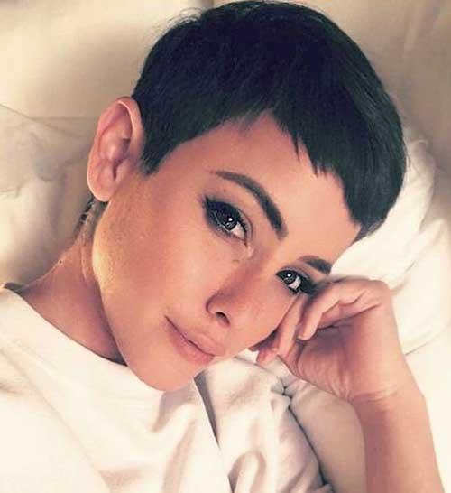 Modern Short Pixie Hairstyles