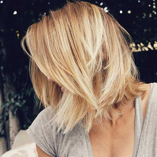 Layered Bob Haircuts for Women
