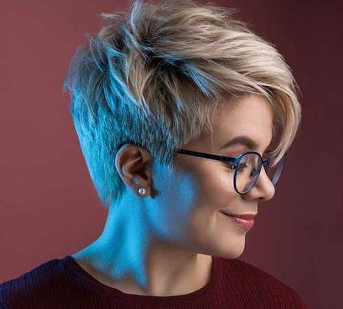20+ Short Pixie Hairstyles for Short Hair Lovers