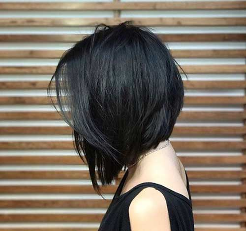 Short Straight Thick Hairstyles