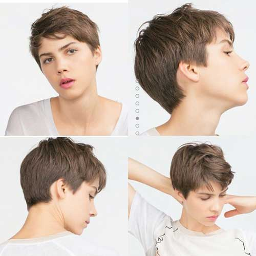 2020 Pixie Hairstyles