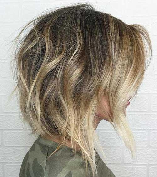 Blond Bob Haircuts