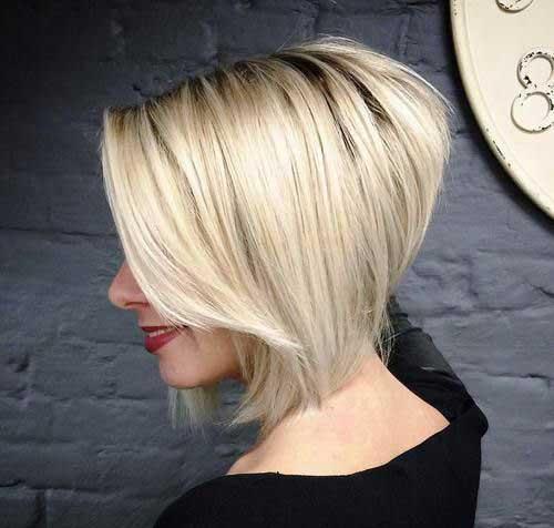 Blond Bob Hairstyles