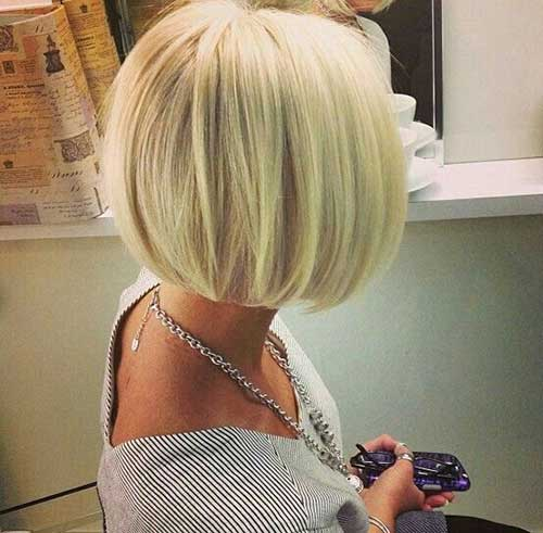 formal Blonde Bob Haircuts