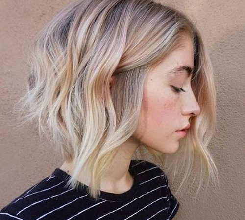 20+ Blonde Bob Styles for 2020