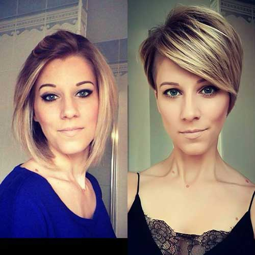 Modern Pixie Hairstyles for 2020