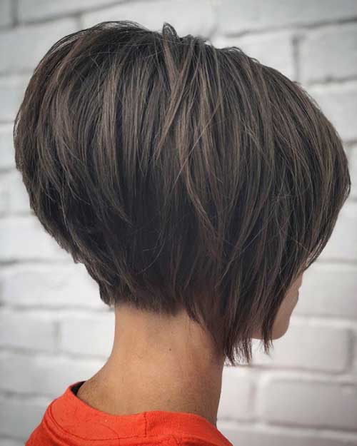 Asymmetrical Inverted Bob Hairstyles