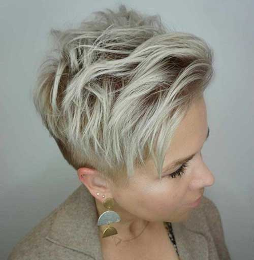 Choppy Pixie Styles for Women