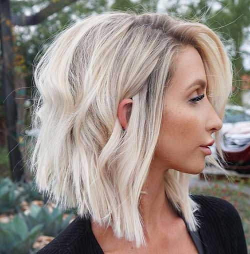 Cool Inverted Bob Hairstyles