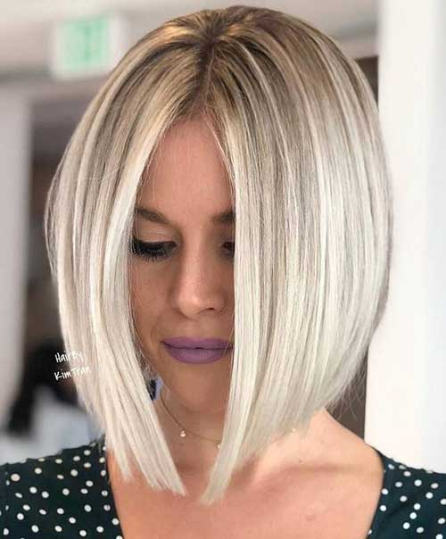 Inverted Bob Cuts