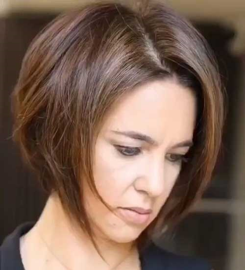 Inverted Bob Hairstyles for Ladies