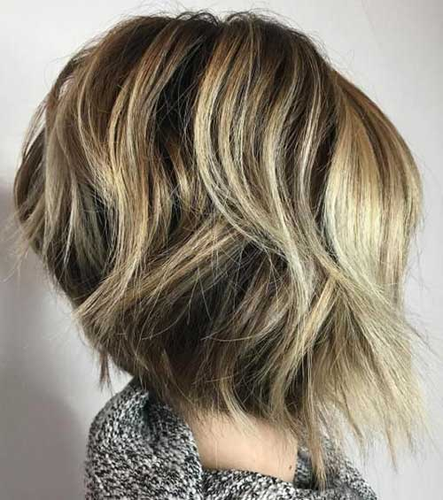 Inverted Bob Hairstyles for Thick Hair