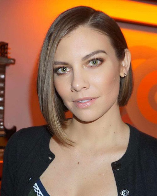 Celeb Inverted Bob Hairstyles