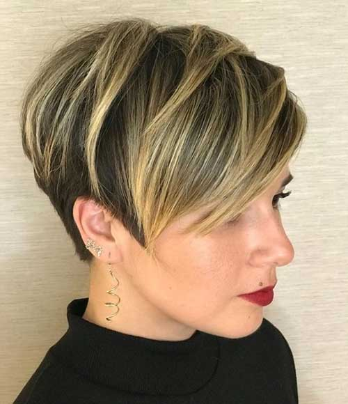 Layered Pixie Styles for Women
