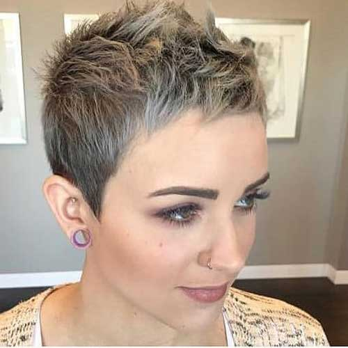 Very Short Pixie Styles for Women