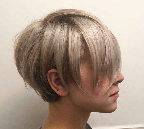 20 Blonde Pixie Haircuts to Create a New Style