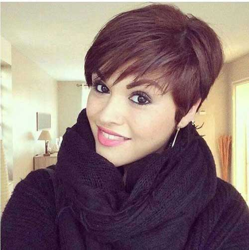 Cute Short Straight Cuts