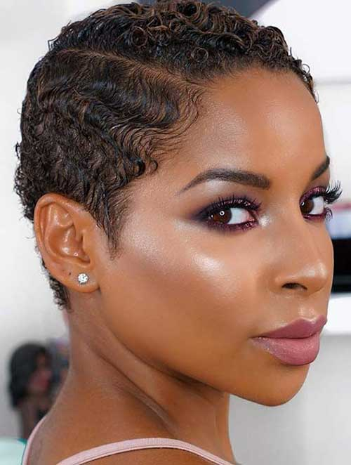 Short Black Hairstyles 2020