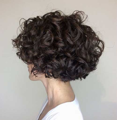 20 Short Haircuts For Curly Hair Women For Cute Locks Short Hairstyless