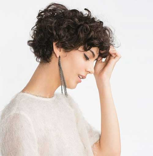 Short Hair for Natural Curly Hair