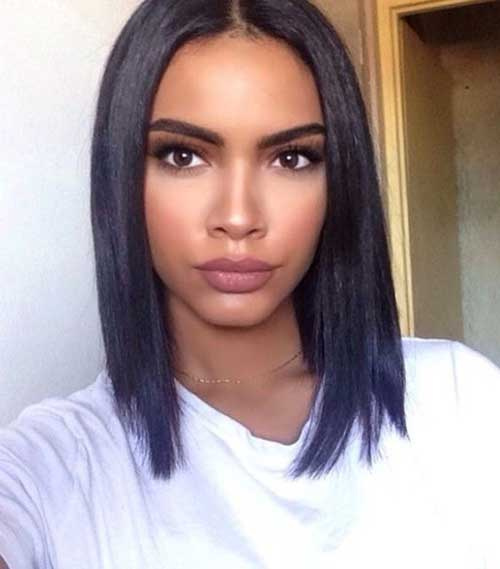 Short Length Haircuts for Black Ladies