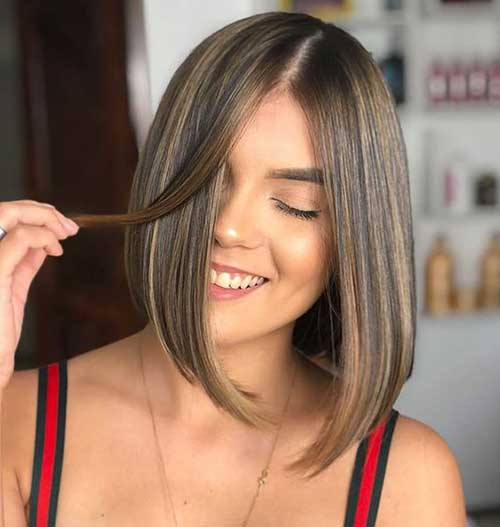 Short Straight Cuts with Layers
