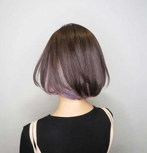 Short Straight Japanese Cuts