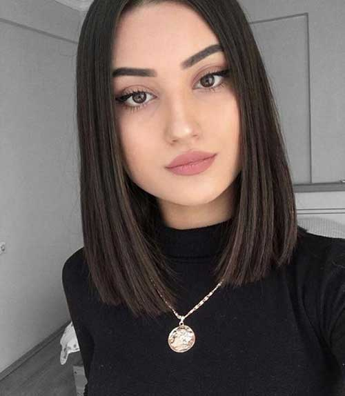 Short Straight Black Hairstyles 2020