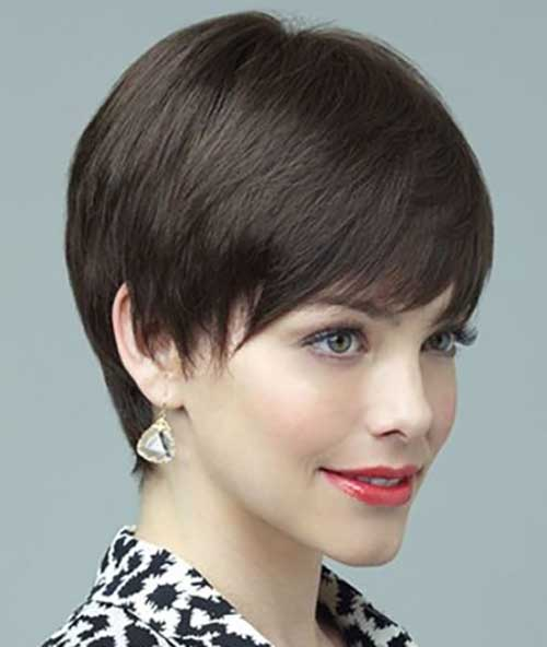 Short Straight Thin Hairstyles 2020