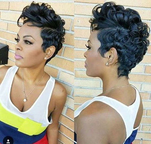 80s Short Hairstyles for Black Women 2020