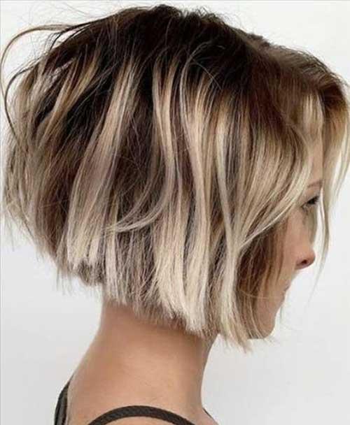 Blonde Bob Cuts